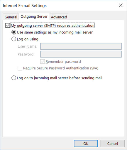 Setup email account on your Outlook 2013 Manual Step 5